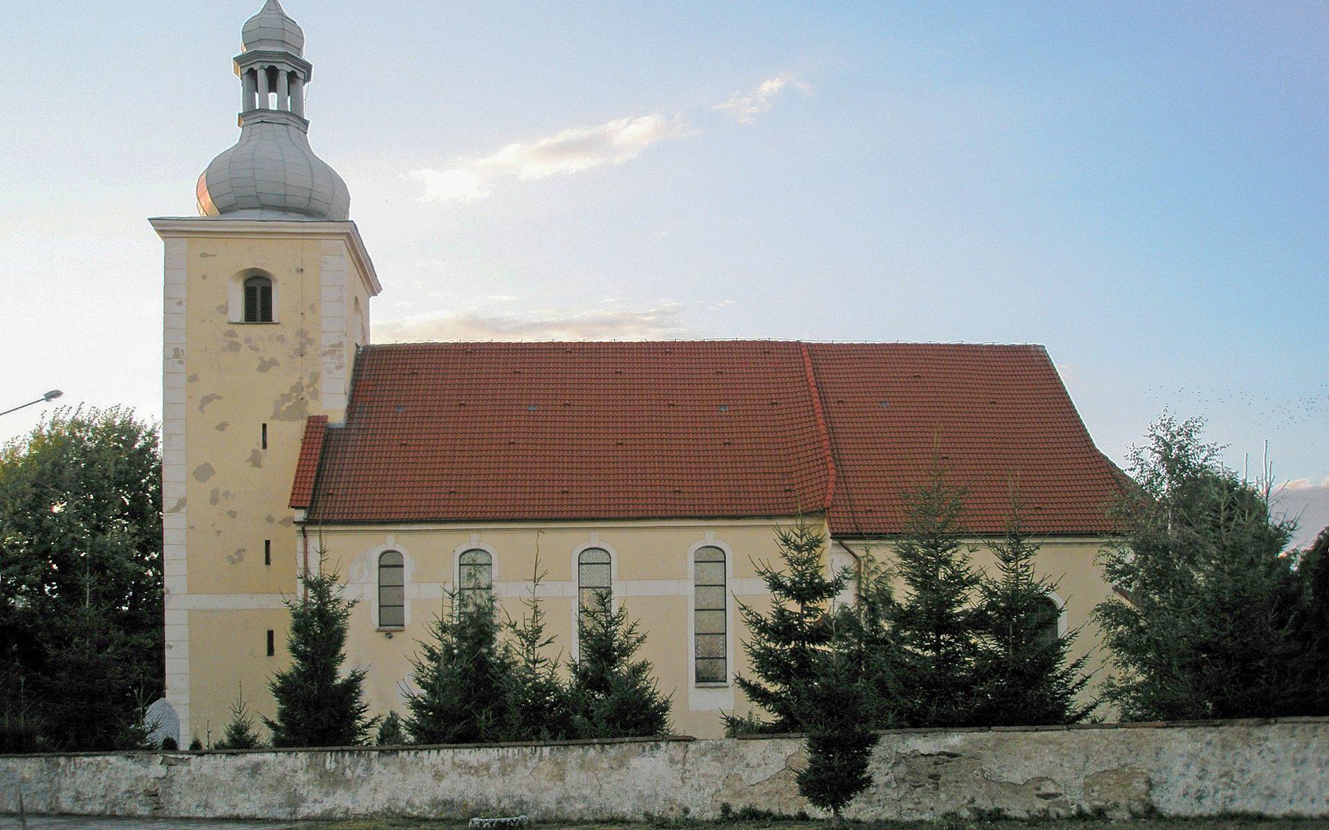 Ciepłowody Kościół pw. Niepokalanego Poczęcia Najświętszej Marii Panny