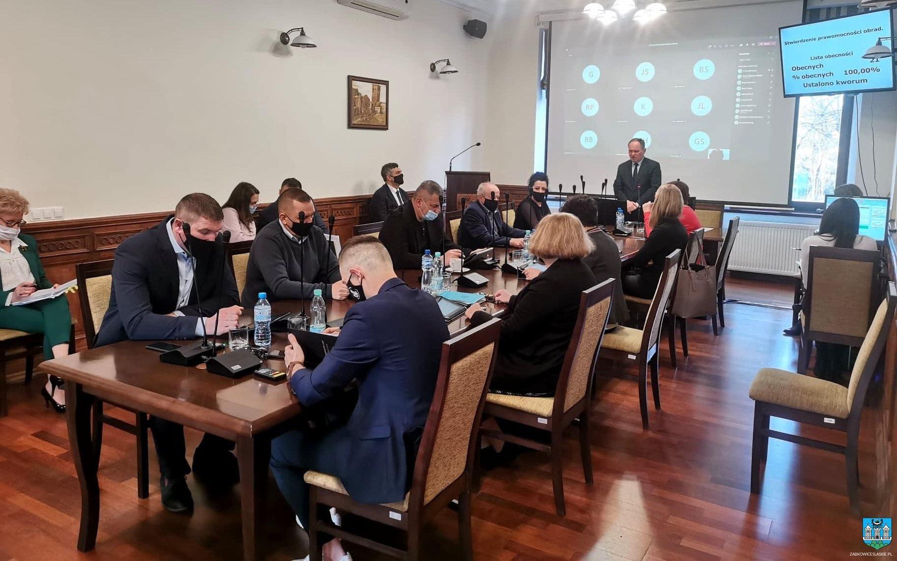 Rada miasta Ząbkowice Śląskie