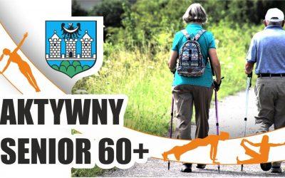 Aktywny Senior 60 + plakat
